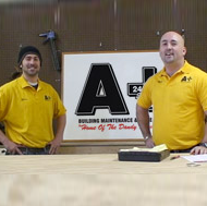 A+ Building Maintenance is based in Toledo, Ohio and provides commercial & residential home and building repairs throughout Northwest Ohio & Southeast Michigan.