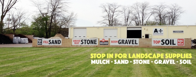 Great Deals on Landscaping Supplies in Bags or Bulk